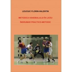 Metodica handbalului in liceu Indrumar practico-metodic
