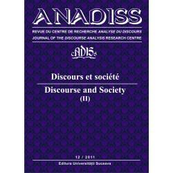 Anadiss, Nr. 12 / decembre / decembre 2011