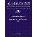 Anadiss, Nr. 12 / decembre 2011