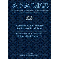 Anadiss nr 14 - 2012