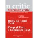 Meridian critic, Seria Filologie, B. Literatura, Tomul XVII, nr.2(21), 2013