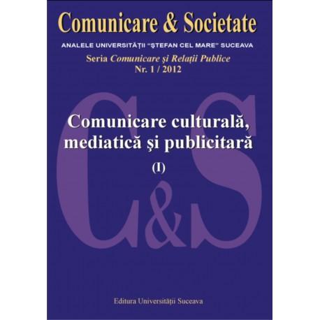 Comunicare si societatate Nr 1 - 2012