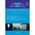 The USV Annals of Economics and Public Administration VOLUME 14, ISSUE 1(19), 2014