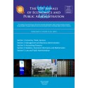 The USV Annals of Economics and Public Administration VOLUME 15, ISSUE 1(21), 2015