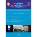 The USV Annals of Economics and Public Administration VOLUME 15, ISSUE 2(22), 2015