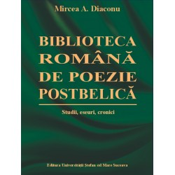 BIBLIOTECA ROMANA DE POEZIE POSTBELICA