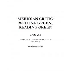 MERIDIAN CRITIC WRITING GREEN READING GREEN