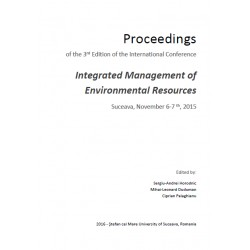 Proceedings of the 3rd International Conference  Integrated Management of Environmental Resources