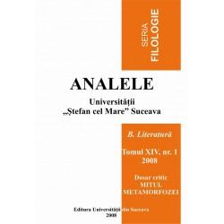 Analele Universitatii Stefan cel Mare, Sectiunea Geografie, volumul XVI, 2007