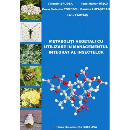 Metaboliti vegetali cu utilizare in managementul integrat al insectelor