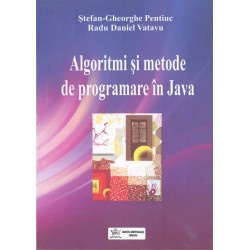 Algoritmi si metode de programare in Java
